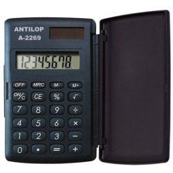 Antilop 2269 Zsebszámológép - 8 karakteres kijelző - Műanyag fedél