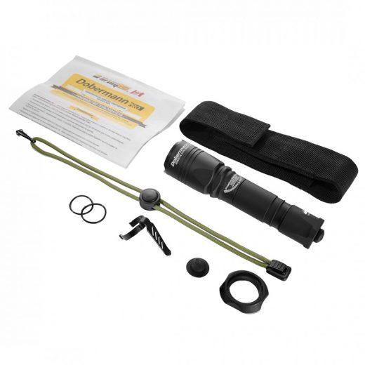 Armytek Dobermann Pro - 1700 LED lm