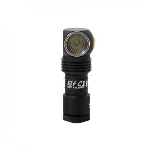 Armytek Elf C1 - Meleg Fehér - 980 LED lm - USB töltés - Akkuval