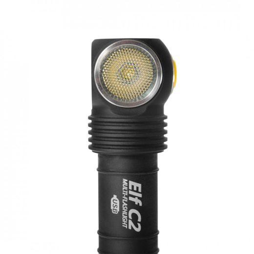 Armytek Elf C2 - 1050 LED lm - USB töltés - Akkuval