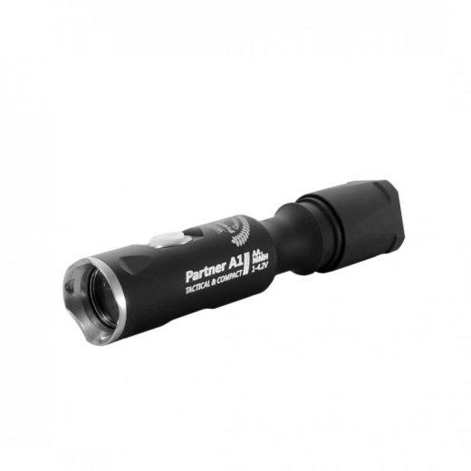 Armytek Partner A1 Pro - Meleg Fehér- 560 LED lm
