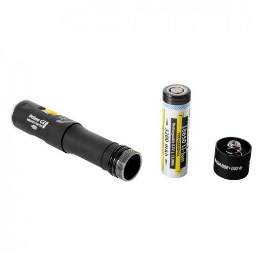 Armytek Prime C2 Pro Magnet USB - Meleg Fehér - 1950 LED lm