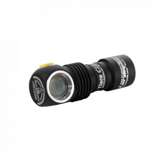 Armytek Tiara C1 Pro Magnet USB - Meleg Fehér - 980 LED lm - Akkuval