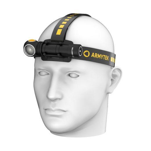 Armytek Wizard C2 Pro Magnet USB - 2500 lm - 1x 18650 akkuval