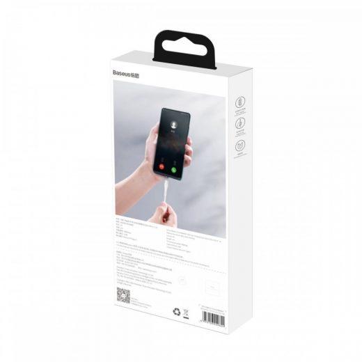 Baseus Fast 4in1 USB - USB-C + micro + Lightning Kábel - 1m 3A - Fehér