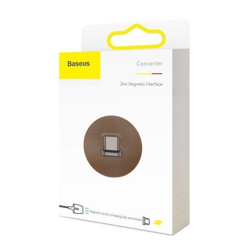 Baseus Zinc Mágneses USB-C Adapter