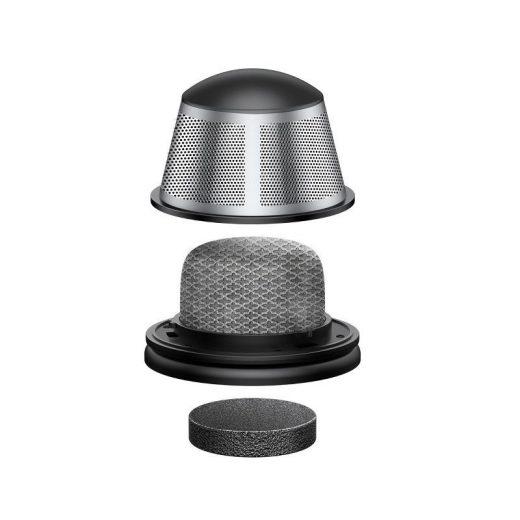 Baseus Capsule vezeték nélküli porszívó 65W - Ezüst