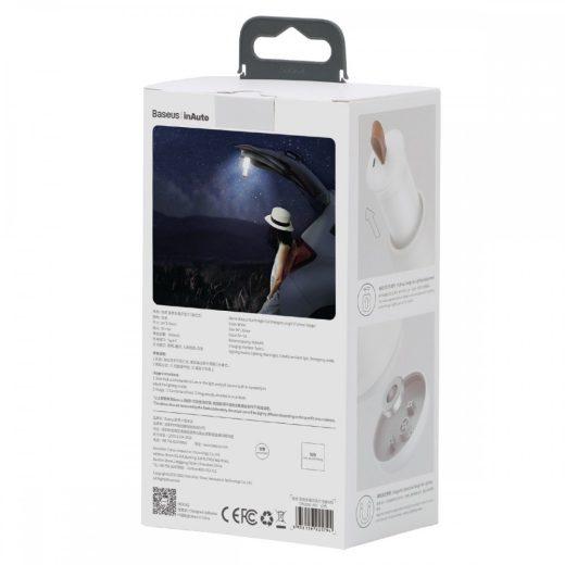 Baseus Starlit Night Car Emergency Light - Újratölthető - Akkuval