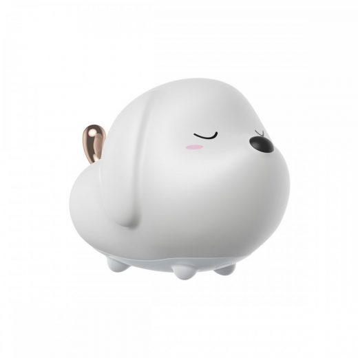 Baseus Cute series Doggie - Szilikon Éjszakai Lámpa