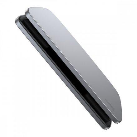 Baseus Metal Paddle Autóillatosító - Ezüst