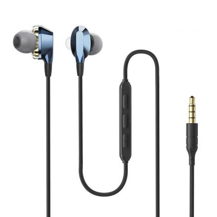 Blitzwolf AA-HE2 Mikrofonos Fülhallgató - 3.5 mm Jack