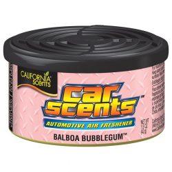 California Scents Balboa Bubble Gum Autóillatosító