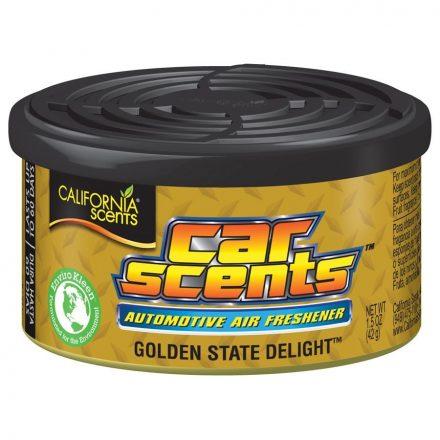California Scents Golden State Delight Autóillatosító