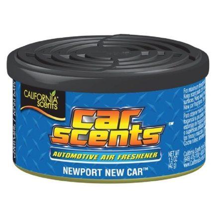 California Scents NewPort New Car Autóillatosító