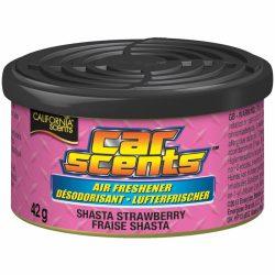 California Scents Shasta Strawberry Autóillatosító