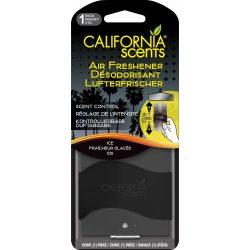 California Scents Ice Akasztós Autóillatosító
