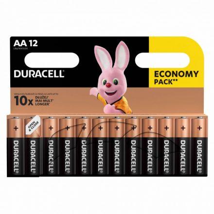Duracell Basic AA LR6 MN1500 Ceruza Elem x 12 db