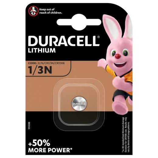 Duracell 1/3N 2L76 3V Lítium Fotó Elem