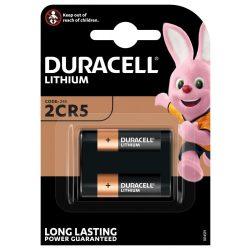 Duracell 245 2CR5 6V Lítium Fotó Elem