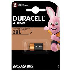 Duracell 28L PX28L L544 6V Lítium Fotó Elem