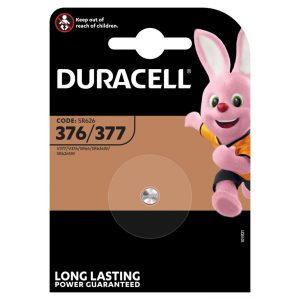 Duracell 377 SR626 Gombelem