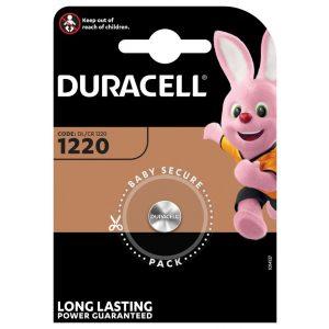 Duracell CR1220 Lítium Gombelem