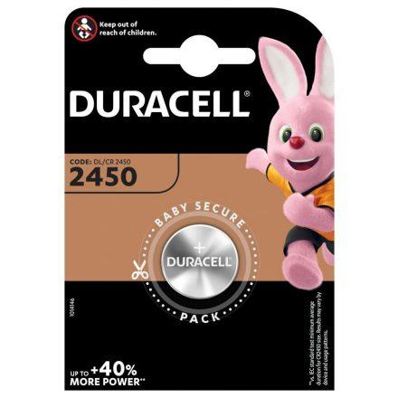 Duracell CR2450 Gombelem