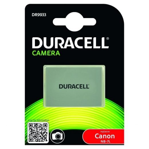 Canon NB-7L akkumulátor - Duracell