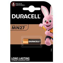 Duracell MN27 Alkáli 12V Riasztóelem