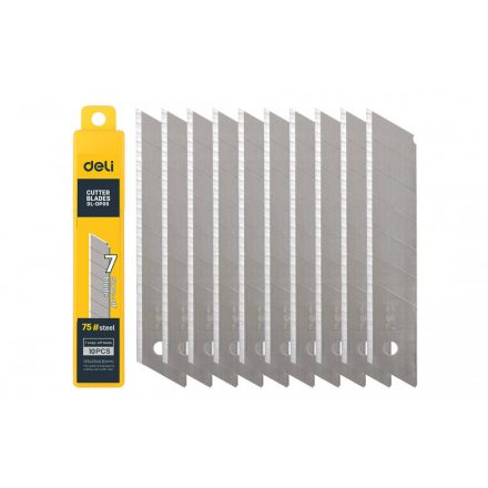 Deli Tools EDL-DP Pótpenge Pengekéshez 25 mm x 10 db