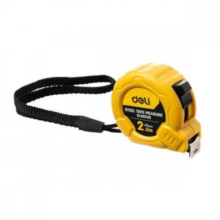 Deli Tools Acél Mérőszalag 2m - 13mm - EDL9002B