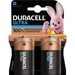 Duracell Ultra D Góliát LR20 MX1300 Alkáli Elem - 2 db