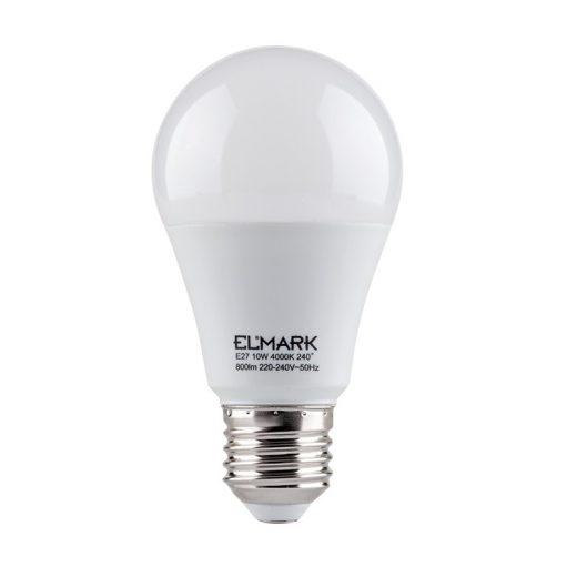 Elmark Pear E27 10W A60 4000K 900lm LED