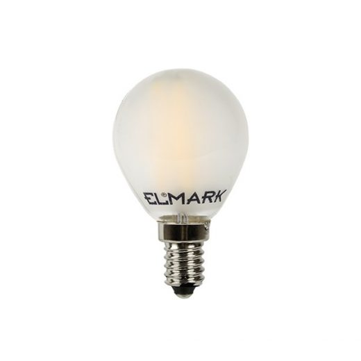 Elmark Filament E14 4.5W G45 2700K 400lm LED Dimmable