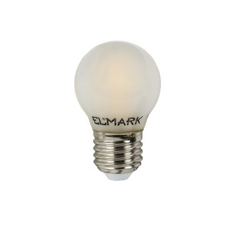 Elmark Filament E27 4.5W G45 2700K 400lm LED Dimmable
