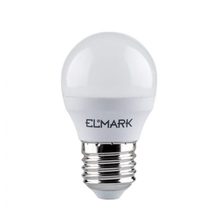 Elmark Globe E27 6W G45 4000K 540lm LED