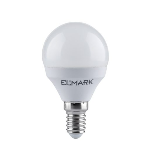 Elmark Globe E14 6W G45 2700K 540lm LED
