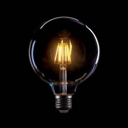 Elmark Vintage E27 8W G125 2800-3200K 720lm LED Arany Búra