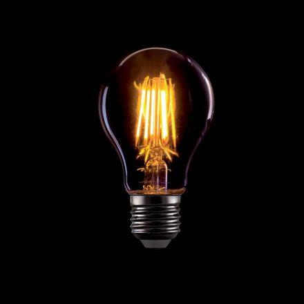 Elmark Vintage E27 8W A60 2800-3200K 720lm LED Arany Búra