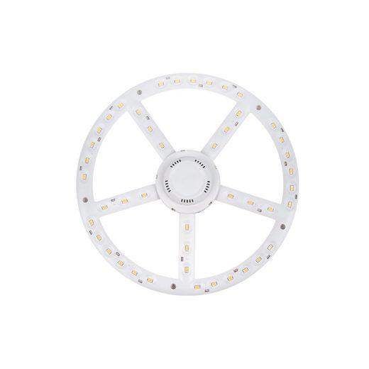 Elmark LED Panel D160MM 230V AC 9W 2700K 900lm