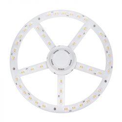 Elmark LED Panel D270MM 230V AC 22W 2700K 2200lm