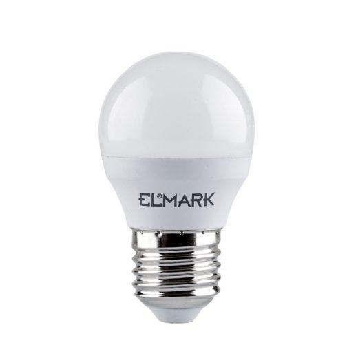 Elmark Globe E27 6W G45 6400K 540lm LED