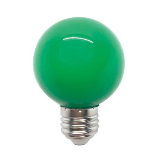 Elmark Globe E27 3W G60 Zöld LED