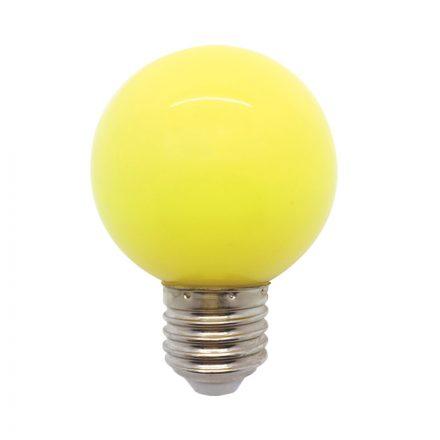 Elmark Globe E27 3W G60 Sárga LED