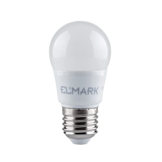 Elmark Globe E27 8W G45 6400K 800lm LED