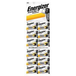 Energizer Alkaline Power AA LR6 Ceruza Elem, 12 db