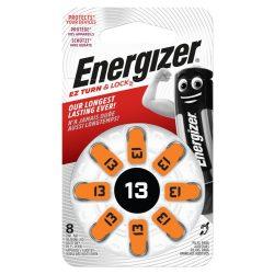 Energizer 13 Hallókészülék Elem x 8 db