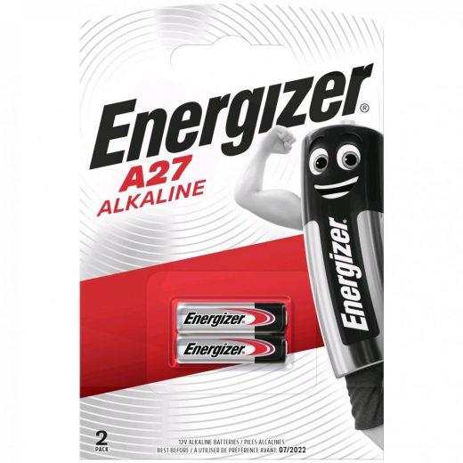 Energizer A27 Riasztóelem, 2 db