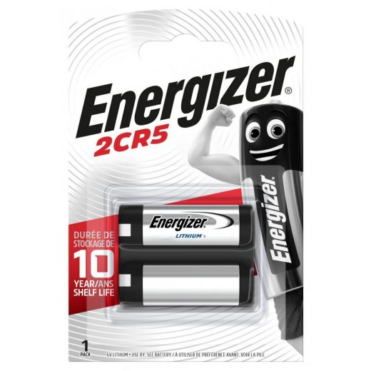 Energizer 2CR5 Lítium Fotó Elem