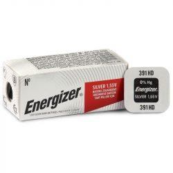 Energizer 391/381 SR55 SR1120SW Gombelem